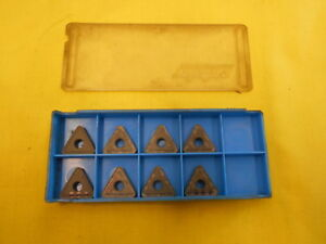 8 Carboloy Usa Tnmg 324 E Indexable Carbide Inserts Lathe Mill Cutting Tool Bits