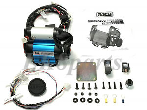 Arb Locker On Board High Performance 12 Volt Air Compressor Offroad 4x4 Ckma12
