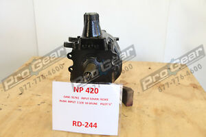 New Process Np 420 Transmission 4 Speed See Dimensions In Discription