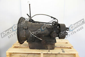 Allison At545 Automatic Transmission At 545 Part Number 23015190