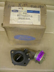 Nos 1975 1976 Ford Truck F100 360 390 Exhaust Control Valve