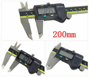 Mitutoyo 500 196 20 30 200mm 8 Absolute Digital Digimatic Vernier Caliper