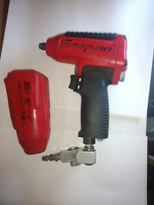 Snap On 3 8 Drive Air Pneumatic Impact Wrench Used In Great Condition