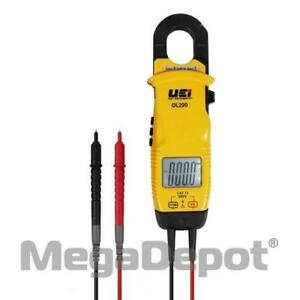 Uei Dl220 Cativ Clamp Meter