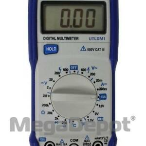 Uei Utldm1 Manual Ranging Multimeter