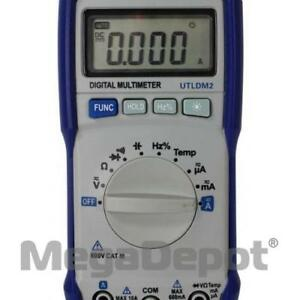 Uei Utldm2 Auto Ranging Multimeter