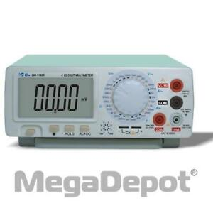 Unisource Dm 1140b Bench Digital Multimeter