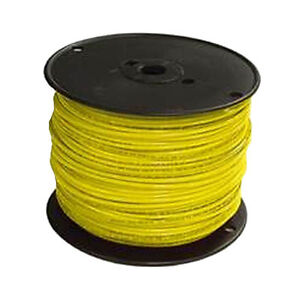 Southwire 14yel solx500 Building Wire 14 2 500 Ft Pvc Thhn