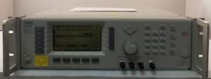 Anritsu 69347b Synthesized High Performance Signal Generator 01 To 20ghz