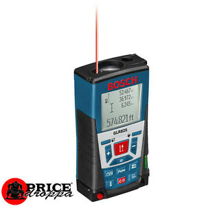 Bosch Laser Distance Measurer Glr825
