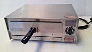 Wisco pizza Pal 412 5 Counter Top Stainless Steel Electric Commercial Pizza Oven