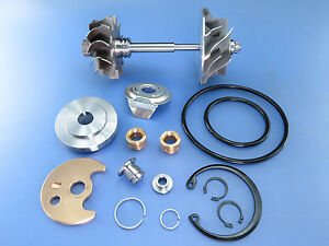 Mitsubishi Eclipse 2 0 Td04 13g Turbo Charger Comp Wheel Shaft Rebuild Kit
