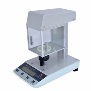 Automatic Surface Interfacial Tensiometer Tension Platinum Ring Method Bzy 202 A