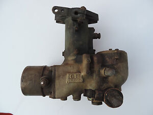 Vintage Stromberg Ot 4 Bronze Brass Carburetor 1921 1929 Big Car Truck