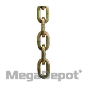 Abus 00702 High Security Chain by Foot 10 Ks