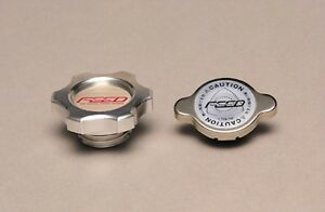 86 02 Mazda Rx 7 Rx7 Fc Fd Feed Racing Radiator 1 1 Rotary Ebgine Oil Cap Set