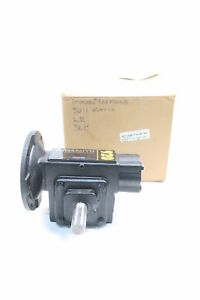 New Winsmith 920mdne Se Worm Gear Reducer 1750rpm 0 43hp 50 1 5 8in 1in