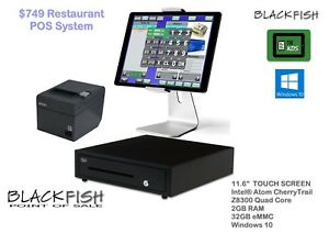 Eco Tablet Bar Restaurant Pos System