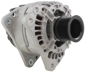 New Alternator John Deere Crawler Dozer 12 Volt 90 Amp 0124315043 At321280