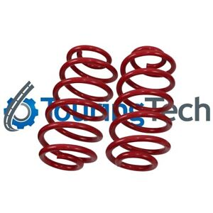 Touring Tech 2 Rear Lowering Drop Coil Springs For 2009 2018 Ram 1500