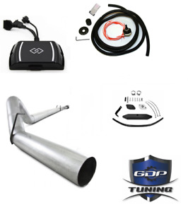 Gdp Sotf Ez Lynk Dpf Delete Kit 5in Exhaust 2011 2019 6 7 Powerstroke