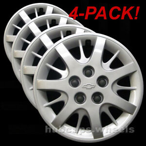 Chevrolet Impala 2003 2011 Hubcaps Genuine Oem Factory Wheel Covers 4 Pack