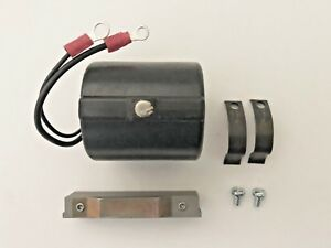 Wico X Magneto Coil With Coil Bar And Clamps Coil Part Number 5 5011