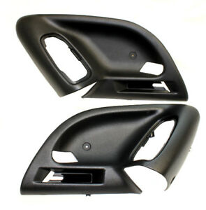 93 99 Camaro Door Panel Handle Trim Pair New Reproduction Ht9399cdht