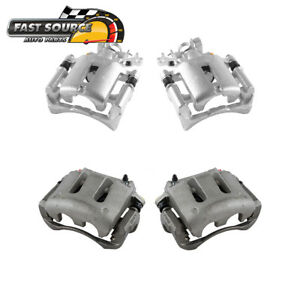 Front And Rear Oe Brake Calipers 2005 2006 2007 2008 2009 2010 Ford Mustang V6