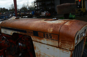 Case david Brown 885 Tractor Hood