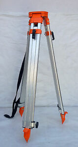 Aluminum Quick Clamp Survey Contractor Tripod For Transit Or Level Perfect Brand