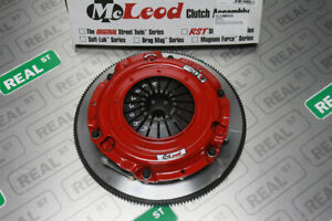 Mcleod Rst Twin Disc Steel Flywheel 6 Bolt Ls Ls1 Ls2 Ls3 26 Spline Organic 168t