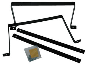New Rci Fuel Cell Mounting Kit For 3 Gallon Street Strip Aluminum Cells Straps
