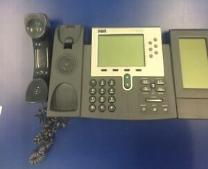 Cisco 7961 Series Ip Phone With 7914 Expansion Module
