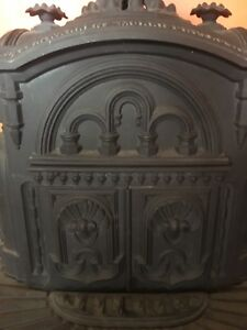1857 Fuller Warren Morrison Of Troy Ny Ornate Wood Burning Parlor Stove