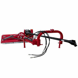 Titan 48 3 point Offset Flail Ditch Bank Mower