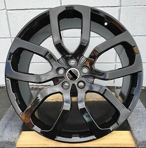 20 Rims Range Rover Style Wheels With Pirelli Tires Fit Land Rover Evoque