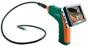 Video Borescope Wireless Inspection Camera Construction Electric Wire Pipe View