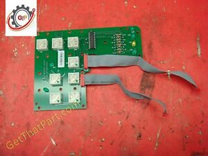 Hill rom P1900 Total Care Bed Sport Plus Hardpanel Pcb Assembly