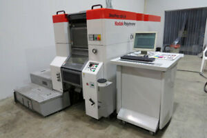 Ryobi Presstek 3404xdi Kpg 5634 4 color Di Press 52di 34xdi