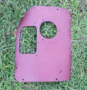 Jeep Cj Sr4 T4 T5 Dana 300 Transmission Tunnel Cover Plate Amc Oem