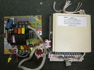 Asco Automatic Transfer Switch W Controller B940310097xc 100a 480y 277v Used