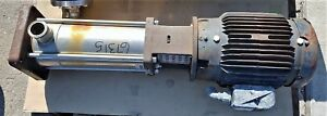 Grundfos Series C Multi stage Centrifugal Pump Crn16 60u a bube A 9318 Stainless