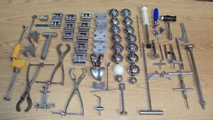 Lot 66 Stryker Howmedica Cardo Surgical Surgery Knee Instruments