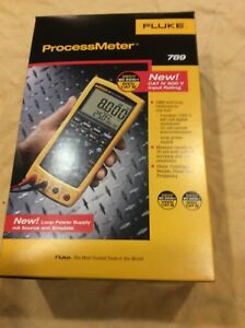 new Fluke 789 Process Meter