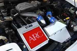 Arc Racing Air Intake Box Filter Turbo High Performance Kit For Mazda Rx7 Rx 7