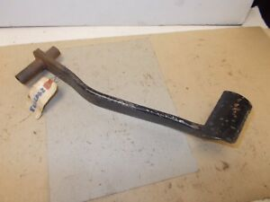 Mopar Nos Clutch Pedal 69 71 Dodge Trucks D w 100 200
