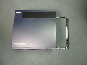 Panasonic Kx tda620 Ip Pbx Expansion Cabinet Covers No Power Processor Or Cards