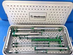 Medtronic 8959160 Lumbar Tapered 16mm Instrument Set Spine Neuro Orthopedic