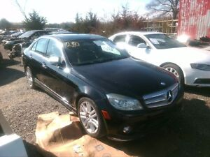Automatic Transmission Mercedes C Class Awd 09 10 11